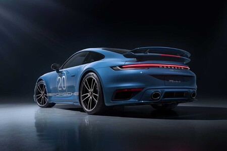 Porsche 911 20 Aniversario China 11