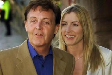 Paul McCartney se divorcia en 30 segundos