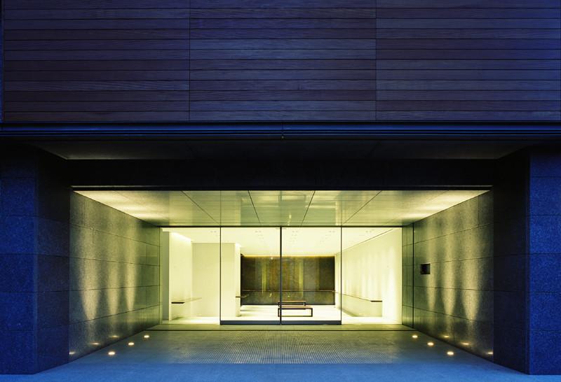 Foto de Kidosaki Architects, casa rural japonesa (II): residencia y galería de arte (2/5)