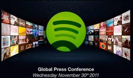 ¿Qué anunciará Spotify el 30 de noviembre?
