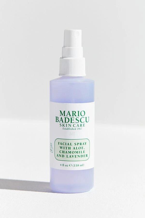Mario Badescu Spray Facial con Aloe Manzanilla y Lavanda