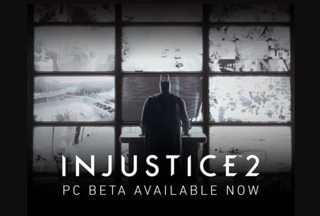Injustice 2 fija su salida en PC para la próxima semana. Su beta abierta ya está activa... ¡E incluye todos los luchadores!