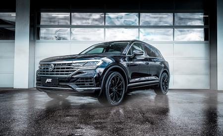 ABT ameniza la espera de las versiones más potentes del Volkswagen Touareg y saca 330 CV al SUV