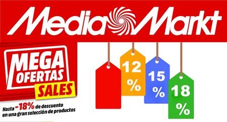 Sales: sólo hasta el lunes, más rebajas en las MegaOfertas de MediaMarkt