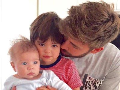 Una de niños: los pelos locos de los Piquiros y lo adorable de la familia de Chris Pratt