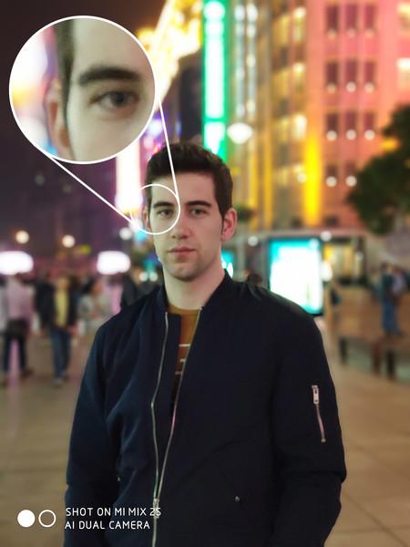 Xiaomi Mi Mix 2s Retrato