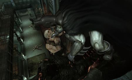 'Batman: Arkham Asylum': nuevas imágenes
