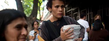 Precios al 40.000%: la inflación de Venezuela hunde en la pobreza a millones de personas día a día