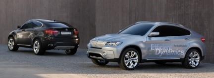 BMW Concept X6, fotos oficiales