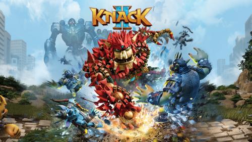 Análisis de Knack 2, el juego que aún no sabes que quieres