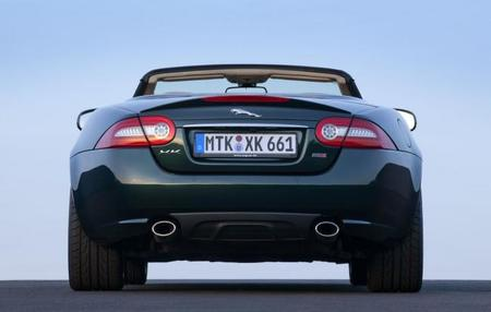 Jaguar XK66, sólo para Alemania