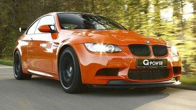 G-Power BMW M3 GTS, 635 CV bajo el pie derecho