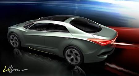 Hyundai i-Flow, novedad en el Salón de Ginebra