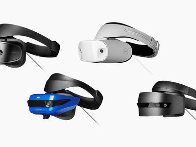 """La """"realidad mixta"""" de Microsoft se parece sospechosamente a la realidad virtual"""