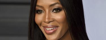 Naomi Campbell se convierte en la nueva embajadora global de la firma de maquillaje de Pat McGrath