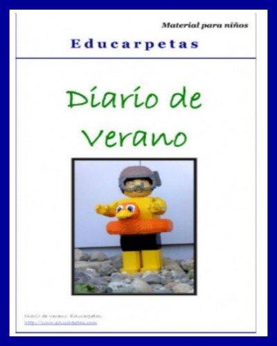 """Diarios de verano"" de Educarpetas"