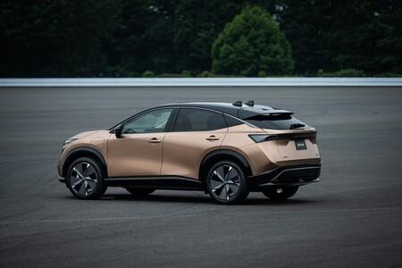 Nissan Ariya eléctrico