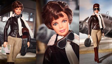 Amelia Earhart Barbie