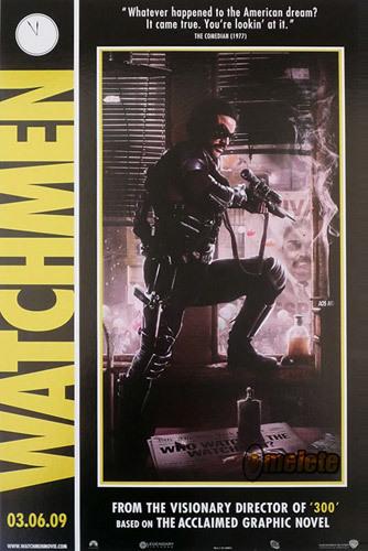 Foto de 'Watchmen', nuevos posters (4/7)