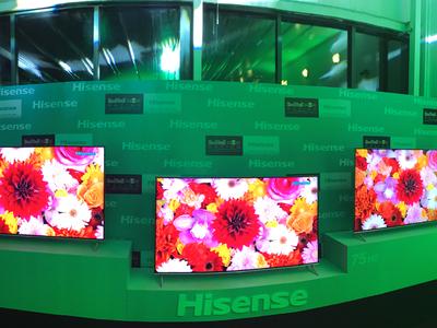 La nueva serie H8 de Hisense llega a México