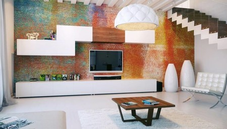 Como cambiar la deco de tu hogar con el aspecto del ladrillo visto en las paredes (parte I)