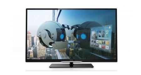 Philips se prepara para lanzar un Smart TV con Android