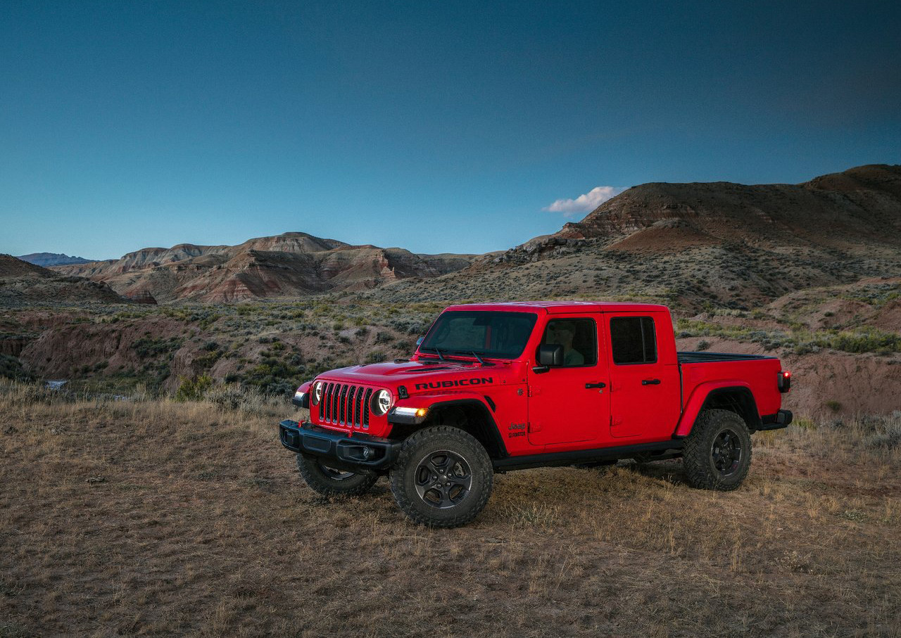 Foto de Jeep Gladiator 2020 (16/51)