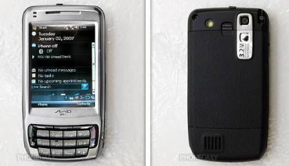 Mio A702 GPS