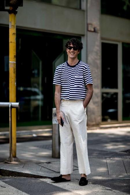 El Mejor Street Style De La Semana Los Mules Desplazan A Los Mocasines Como El Calzado Clave De Verano 03