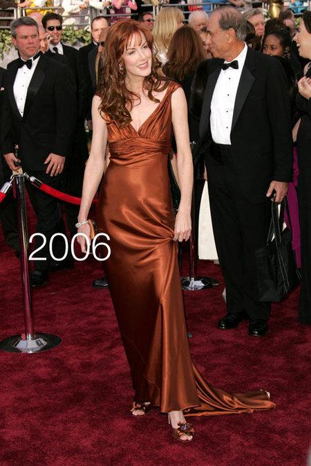 Ningun zapato de Cenicienta Stuart Weitzman en los Oscar 2009