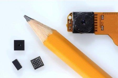 Sensor de 5 Megapíxeles de alta sensibilidad para móviles