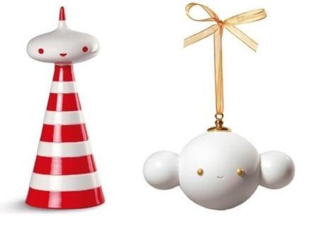 La nueva colección 'Friends with you' de Lladró para Navidad sí que es bonita