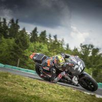 KTM sigue con sus test y esta vez sí, completa dos días en Brno