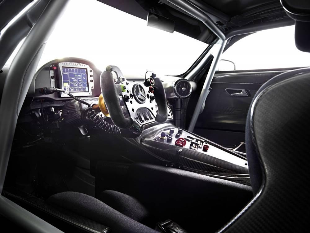Foto de Mercedes-AMG GT3, imágenes filtradas (3/4)
