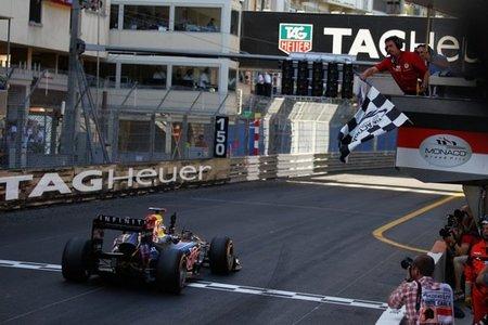 Los neumáticos de Sebastian Vettel hubieran aguantado hasta el final en Mónaco
