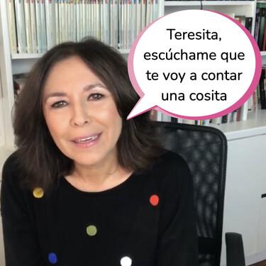 """Isabel Gemio se defiende de las críticas y ataca a María Teresa Campos: """"Me sentí incómoda, descolocada"""""""