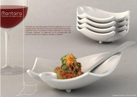 Mantara, un plato para tus fiestas