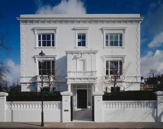 Foto de Casas de famosos: Tom Ford en Londres (12/21)