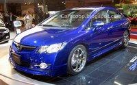 Honda Civic Hybrid Sports