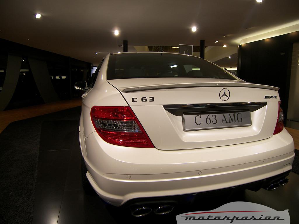 Foto de Mercedes C63 AMG en el Salón de Ginebra (14/15)