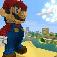 Los mapas de Minecraft en Nintendo Switch serán 13 veces más grandes que en Wii U