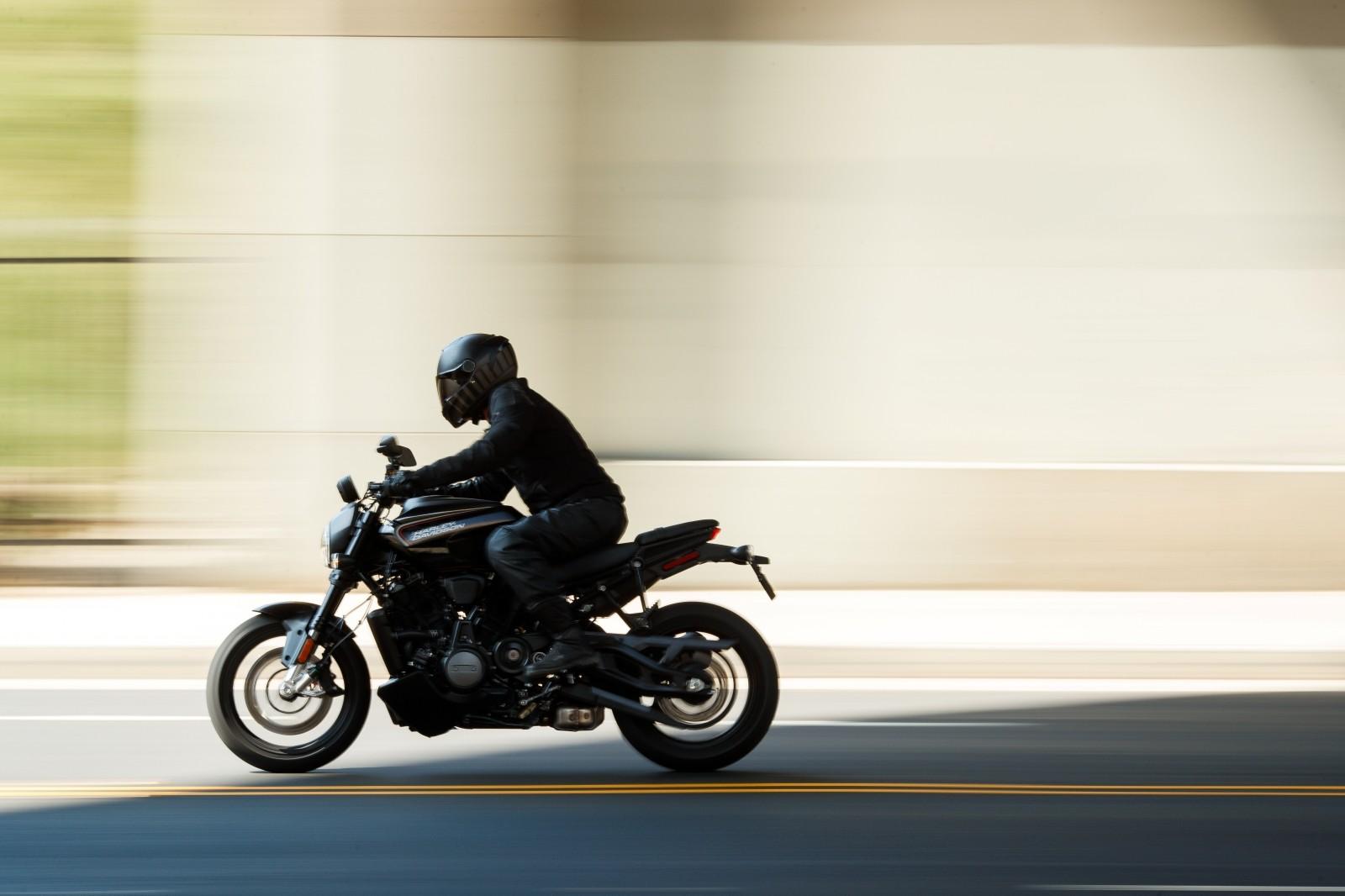 Foto de Harley-Davidson Bronx 2020 (16/16)