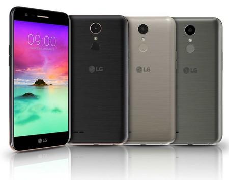 LG línea K
