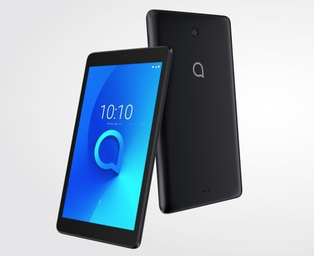 Alcatel 3T 8: la primera tablet con Android GO se presenta en el IFA 2018