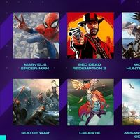 The Game Awards 2018 anuncia su lista de nominados. ¿Cuál será el GOTY 2018?