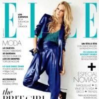 Pop, Poppy Delevigne para Elle México