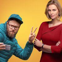 'Casi imposible' (Long Shot): Charlize Theron y Seth Rogen derrochan química en esta excelente comedia romántica