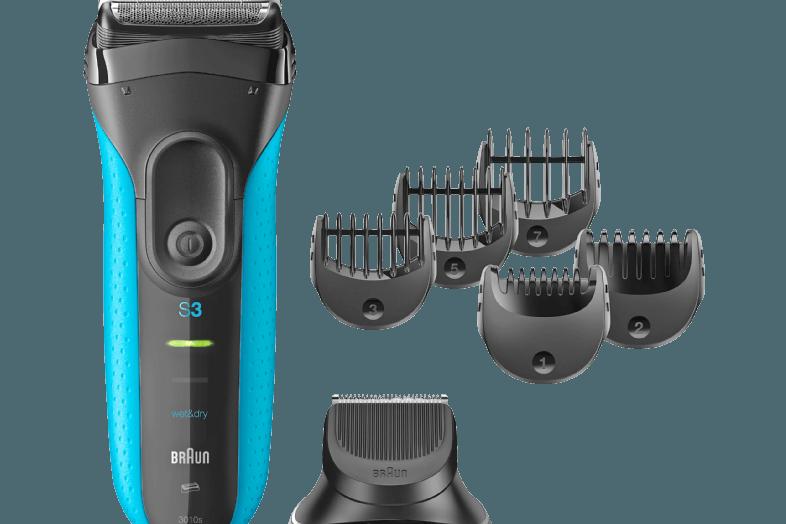 La afeitadora 3 en 1 Braun Series 3 3010BT W D cuesta 72 1fd37de3a997
