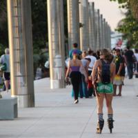 Los patines son para el verano: ponte en forma sobre ruedas