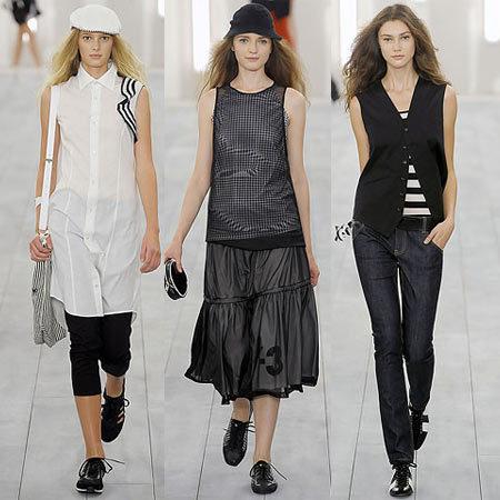 Foto de Y-3 en la Semana de la Moda de Nueva York Primavera-Verano 2009 (1/4)